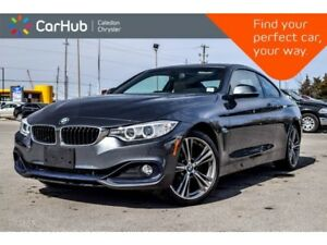 2014 BMW 4 Series 428i xDrive|Coupe|Navi|Sunroof|Backup Cam|Blue