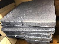 Balmoral single waterproof mattress £30 each