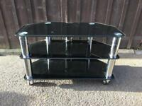 Glass TV Unit ( Can Deliver )