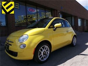 2014 Fiat 500C Pop Convertible Pop, WARRANTY!!