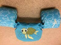 Puddle Jumper Vest Delux Swim Aid