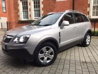 2009 Vauxhall Antara 2.0 CDTi 16v E 5dr AUTOMATIC *** FULL MAINDEALER HSITORY**PX WELCOME
