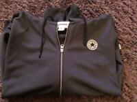 Converse Shield Dot Full Zip Hoody