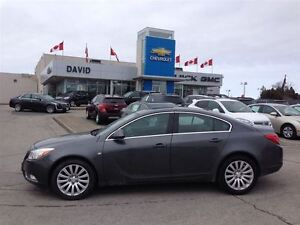 2011 Buick Regal CXL w/1SB POWER SUNROOF, 18ALUMN WHEELS!!