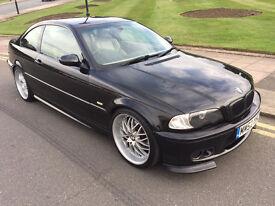2002 BMW 330ci E46 M Sport Coupe Manual Very Good Condition VGC Hpi Clear E36 E30 E60 E39