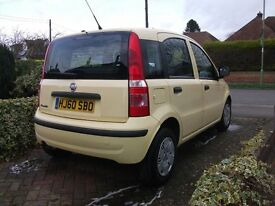 FIAT PANDA 1.1 ECO 5 DOOR FSH,LOW MILES,VGC