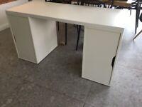 Ikea desk storage units