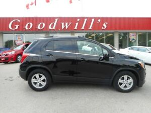 2016 Chevrolet Trax LT! ONE OWNER! BACKUP CAMERA! REMOTE START!