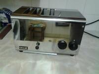4 slot catering toaster