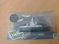 Battleship radio