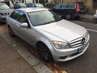 Mercedes Benz C180 BLUE EFFICIENCY! Rare Interior sat nav fully loaded bargain!!