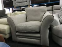 New/Ex Display Dfs Ripley Sofa Chair