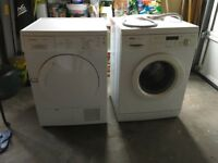 Bosch Washing and dryer