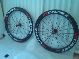 Carbon wheelset 60mm NEW