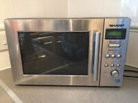 Microwave Sharp Stainless Steel