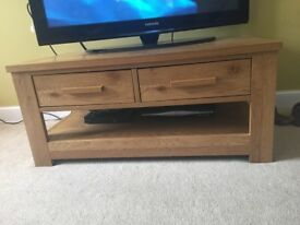 Tv/coffee table