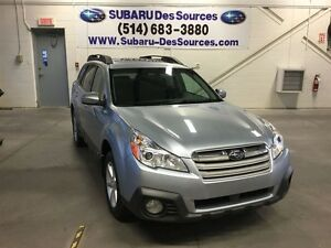2014 Subaru Outback 3.6R Touring/Sunroof