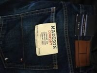 Tommy Hilfiger men's jeans.