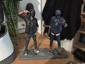 Watch Dogs 2 Statues