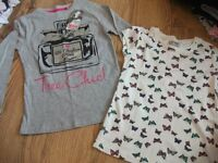 Small Bundle Of Girls Clothes 7-8 Years
