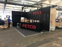 Shop/Office fitting specialists, exhibition crew, event crew