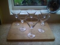 Cocktail/Martini Glasses