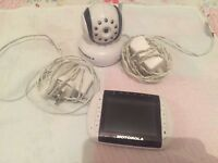 Digital Video Baby Monitor Motorola MBP36