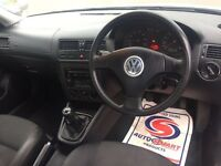 2004 04 VOLKSWAGEN BORA 1.6 VERY CLEAN CAR CHEAP BARGAIN CAR SUPERB DRIVE AND CONDITION LONG MOT !!!