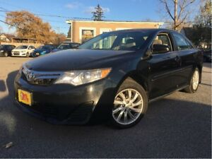 2014 Toyota Camry LE SUN ROOF MAGS BACK UP CAMERA