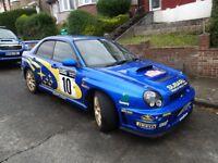 Subaru Impreza JDM WRX STI