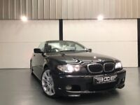 BMW 3 Series 320D Msport Convertible Only £132 PM