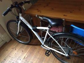 Bike B'Twin Hybrid (medium size) for sale
