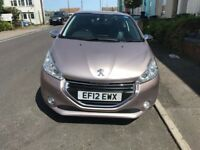 Peugeot 208 1.4 2012