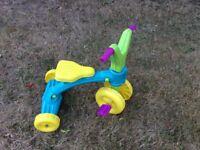 Toddler's trike