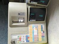 ET-6800 cash register/alphabetical touch key