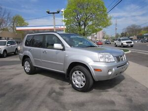 2006 Nissan X-Trail WARRANTY AVAILABLE/AUTOMATIC/154KM !!!
