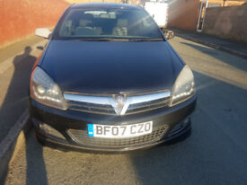 VAUXHALL ASTRA SXI (07) PLATE 1.6 CC, MOT FEBRUARY 2019** DELIVERY OPTION AVAILABLE