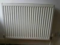 Double Panel Convector Radiator 80cm w x 60cm h