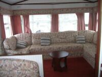 CHEAP static caravan including 2018 fees/2.3K site fees/clubhouse/entertainment/lakes/golf/shop