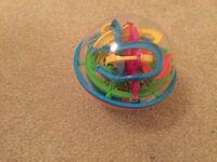 Addictaball 3D maze ball