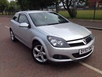 (57) Vauxhall Astra sri 1.8 140 bhp , finance from £25 a week , service history , focus , megane