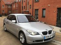 BMW 530D 2006** DIESEL** AUTOMATIC** NAVIGATION** LEATHER SEATS** PARKING SENSORS