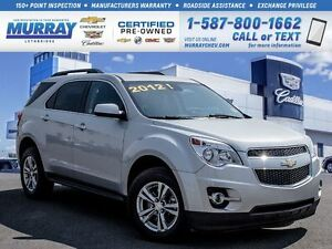 2012 Chevrolet Equinox 1LT AWD**One Owner!  Low kms!**