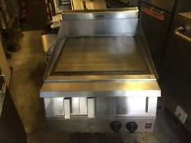 FALCON REFURBISH GAS FLAT GRILL CATERING COMMERCIAL KITCHEN FAST FOODCAFE KEBAB SHOP