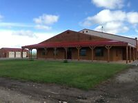 Horse Property Indoor Riding Arena Ranch for Sale