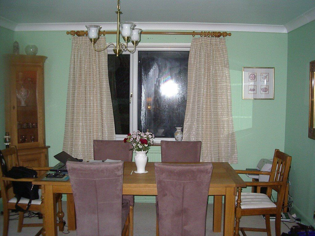 Living Room Curtains Lined