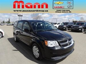 2014 Dodge Grand Caravan SE - PST paid, Cruise control, Cloth in