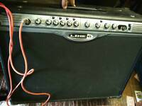 Line 6 Spider ii 212 guitar amplifier - 150W with pedal
