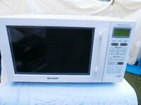 used micro wave oven double oven and grill