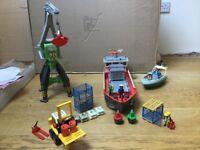 Playmobil - Cargo sets